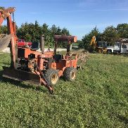 Ditch Witch R65 4x4 Trencher