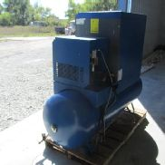2012 Quincy QGS 15 D Rotary Screw Air Compressor With Dryer