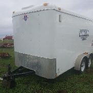 2013 Interstate West Corp T/A Enclosed Trailer