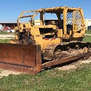 1961 Cat D7 Bull Bulldozer