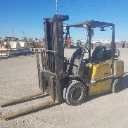 Yale 6000 Lb Capacity Forklift