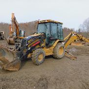 2004 Caterpillar 420D IT 4x4 Loader Backhoe