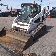 2005 Bobcat T190 Turbo Compact Track Loader