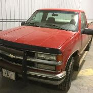 1998 Chevrolet GMT-400 K1500 Pickup