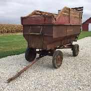 International McCormick Flare Bed Wagon