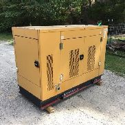 1999 Olympian G25F1S 25 kW Propane/Natural Gas Generator