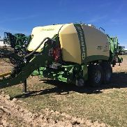 2015 Krone Big Pack 1290 HDP HS Big Square Baler