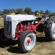 Tractor 1947 Ford 8N 2WD
