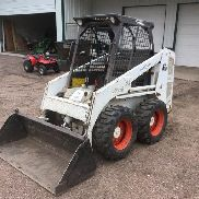 Bobcat 742 Skid Steer