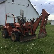 1984 Ditch Witch 4010 Trencher / Terna / Lama