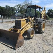 Ford 555C 2WD Loader Backhoe