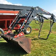 Westendorf TA-76 Traction-Action Loader
