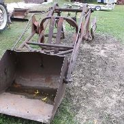 Wagner Iron Works Mfg Ford WM 8N Ford Loader