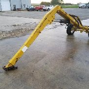 3 Point Hydraulic Extendable Boom Lift