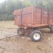 BC Mfg, Inc 712S Dump Wagon