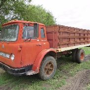 1969 International Loadstar CO1600 Getreidetransporter