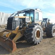 2001 Caterpillar 525B Log Skidder