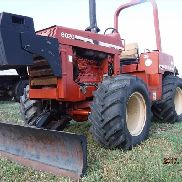 1994 Ditch Witch 8020JD Trencher