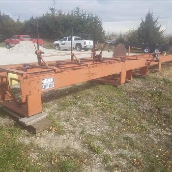 Timber King Inc M-14 Saw Mill