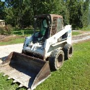 2003 Bobcat 763 Skid Steer