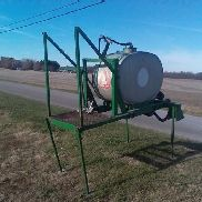 Chem-Farm Inc 3 PT Fence Row Sprayer