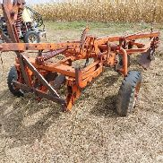 J I Case Pull Type 4 Bottom Plow
