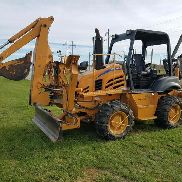2008 Astec RT1160 Trencher Backhoe