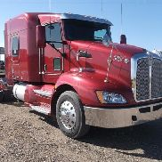 2008 Kenworth T600 Aero Cab T/A Truck Tractor