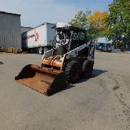 Bobcat 751C Skid Steer