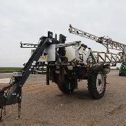 Wylie Pull-Type Sprayer