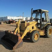 1994 Caterpillar 416B MFWD Tractor Loader