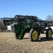 2011 John Deere 4930 Self-Propelled Sprayer