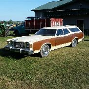 1977 Ford Squire Station Wagon