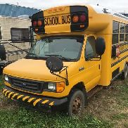 2007 Ford E450 Blue Bird Scuolabus