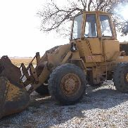 1980 Caterpillar 920 4x4 Wheel Loader