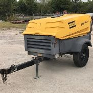 2007 Atlas Copco XAS 185 JD7 Portable Screw Compressor
