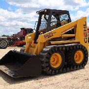 1996 Gehl 5625SX Skid Steer With Rubber Tracks