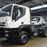 Iveco Trakker 420 6x4 Sattelzug Leiter NEW / UNUSED