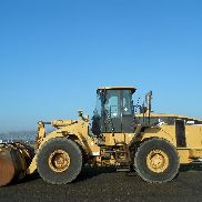 Caterpillar 966G volle Lenk