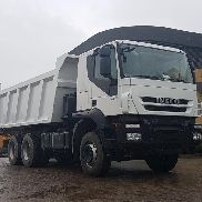 Iveco Trakker 420 6x4 Kipper Hyva NEW / UNUSED