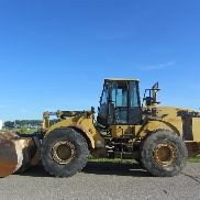 Caterpillar 966G full steer