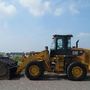 Caterpillar 938H HL with Hight Tipping Bucket