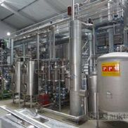 Bio-diesel usine de production PPM, 66.000 t / a, Bj 2006/2007 (Lieu: Regensburg).