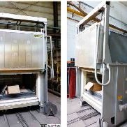 gebr. Shuttle Kiln Nabertherm W 1792 / S, Bj. 2013