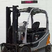 STILL RX60-25 | 4 Wheel Electric Forklift Truck