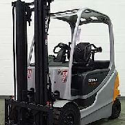 STILL RX60-30L | 4 Wheel Electric Forklift Truck