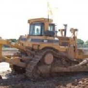 Cat D9 T Track Type Tractor
