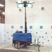 GENSET SUPERLIGHT VT-1 TOWABLE LIGHTING TOWER