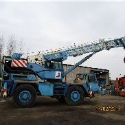 1989 Grove AT 528 25 Tonne Crane