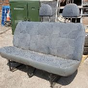 Ford Transit Second Row of Seats